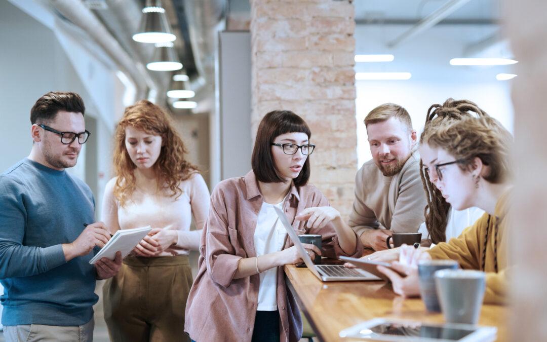 Empleados a tiempo parcial: optimizando tiempos y recursos de trabajo